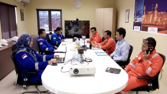 hse meeting oil and gas