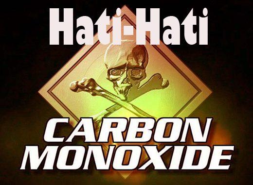 bahaya karbon monoksida