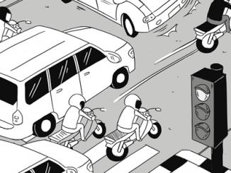 berkendaraan dengan aman