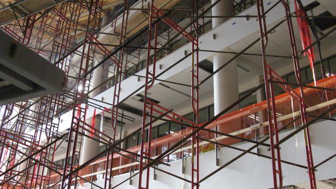 prosedur pemasangan dan pembongkaran scaffolding