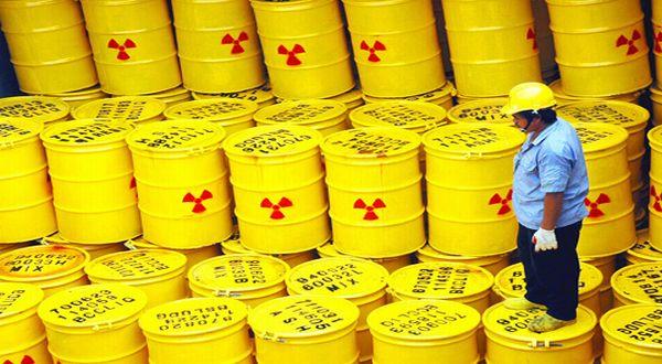 penyimpanan sumber radioaktif