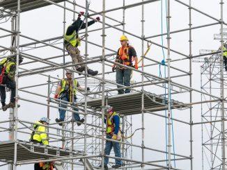 inspeksi scaffolding