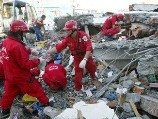prosedur evakuasi gempa bumi
