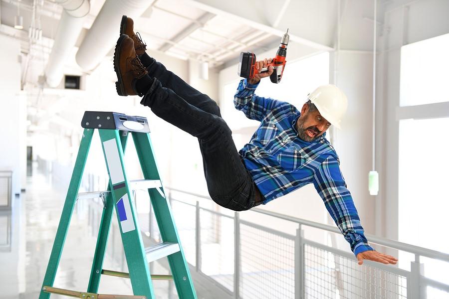 keselamatan pengguna tangga