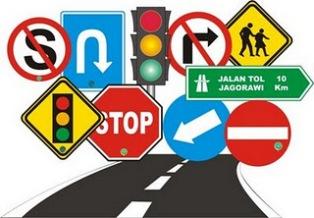 keselamatan di jalan raya