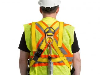 inspeksi full body harness
