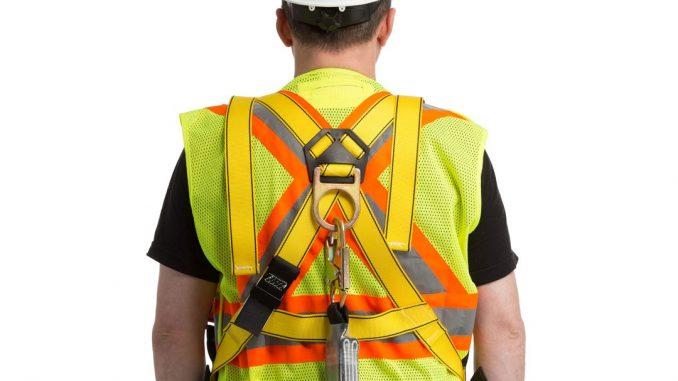 inspeksi full body harness
