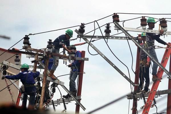 kecelakaan kerja akibat listrik
