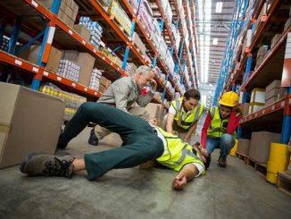 penyebab langsung kecelakaan kerja