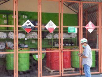 persyaratan tempat penyimpanan sementara limbah b3