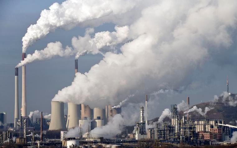 dampak pencemaran polusi udara bagi lingkungan