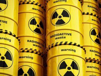 jenis limbah radioaktif dan cara penanganannya