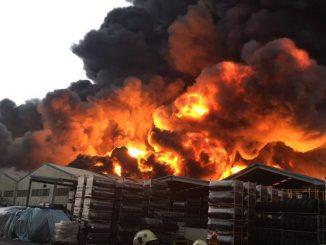 langkah penanggulangan kebakaran di tempat kerja