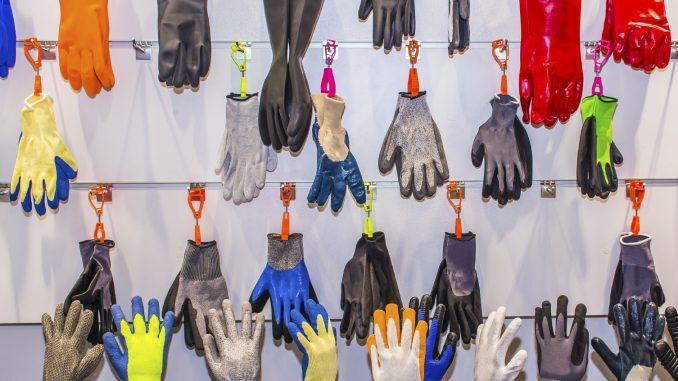 jenis jenis sarung tangan apd dan fungsinya