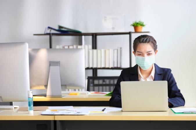 tips aman bekerja saat new normal pandemi